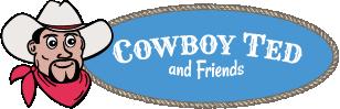 Cowboy Ted Logo