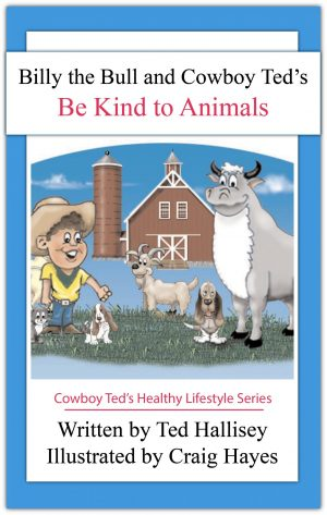 Book cover for Be Kind to Animals